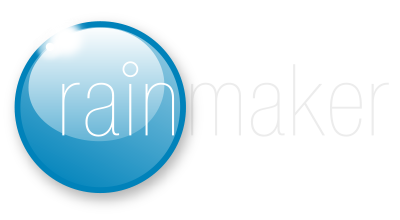 Rainmaker Health Comms Retina Logo