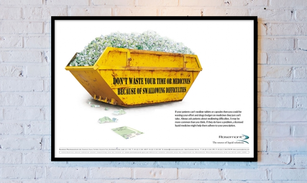 Rainmaker Advertising - Rosemont - Skip Poster
