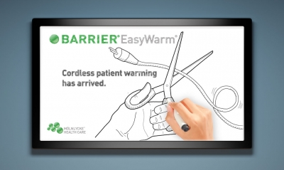Rainmaker Video - Mölnlycke Health Care - Barrier EasyWarm Presentation Video