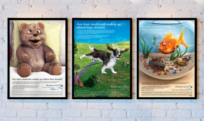 Rainmaker Advertising - Rosemont - Dysphagia Posters
